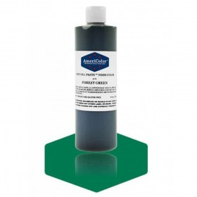 Colorante en gel verde bosque - AmeriColor 383g