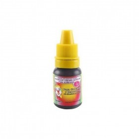 Colorante líquido amarillo 12ml - Colorisa