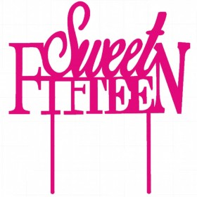 Topper Sweet fitteen
