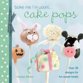 Libro cake pops Carolyn White