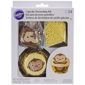 Kit decoracion monito