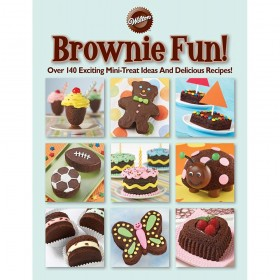 Libro Brownie Fun - Wilton